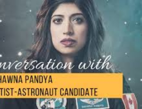 Conversations with Scientist-Astronaut Candidate Dr. Shawna Pandya