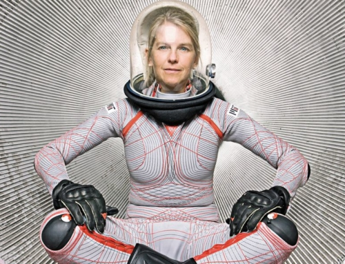 In Pursuit of the Perfect Spacesuit – Air & Space Magazine